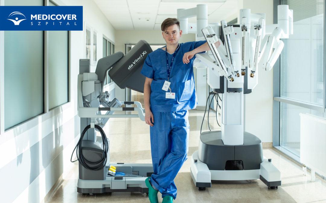 Павел Сальва – ординатор Урологического центра при Клинике «Medicover» в Варшаве