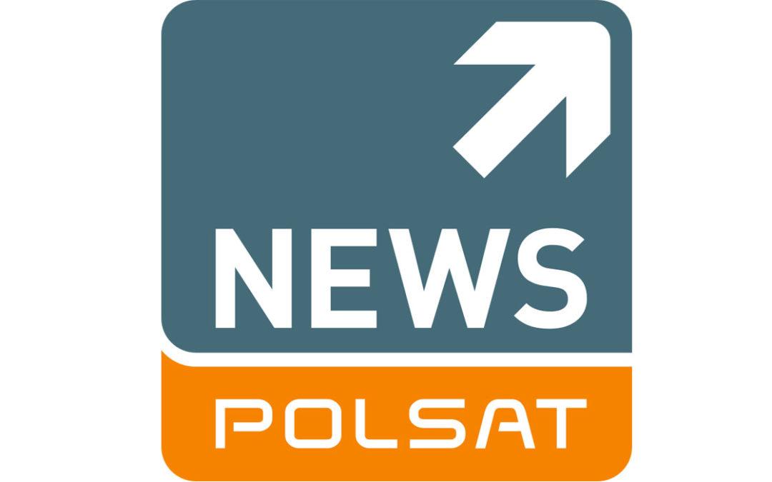 """Polsat News o nas: """"Ma 33 lata i na koncie ponad 900 operacji robotem da Vinci. Możemy wykonać nim każdy zabieg."""