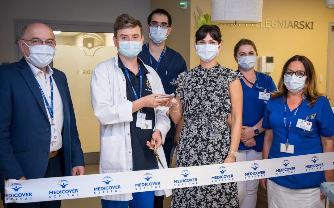 Nowe oblicze oddziału urologii w szpitalu Medicover